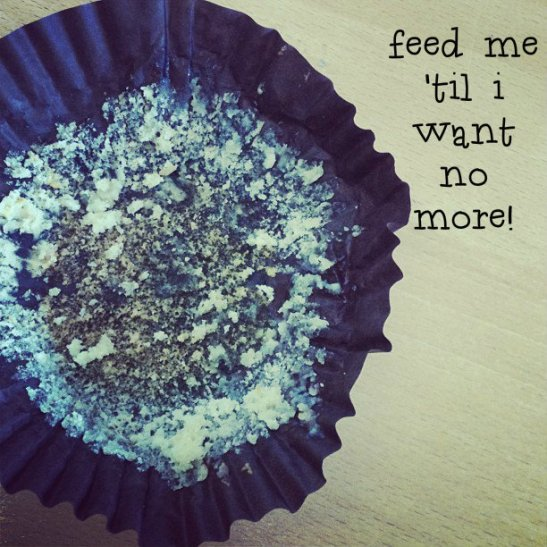 feed me til i want no more