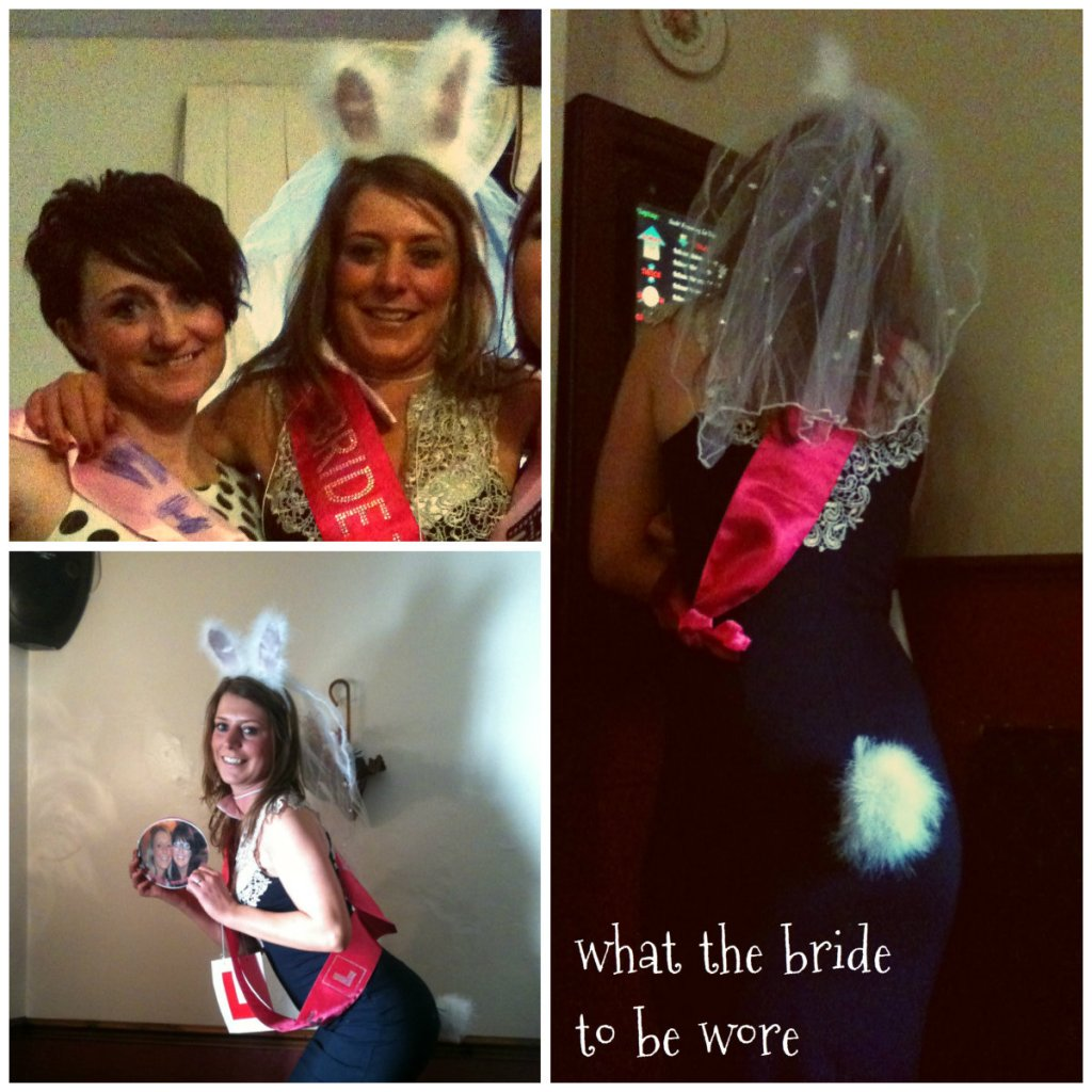 hen do collage