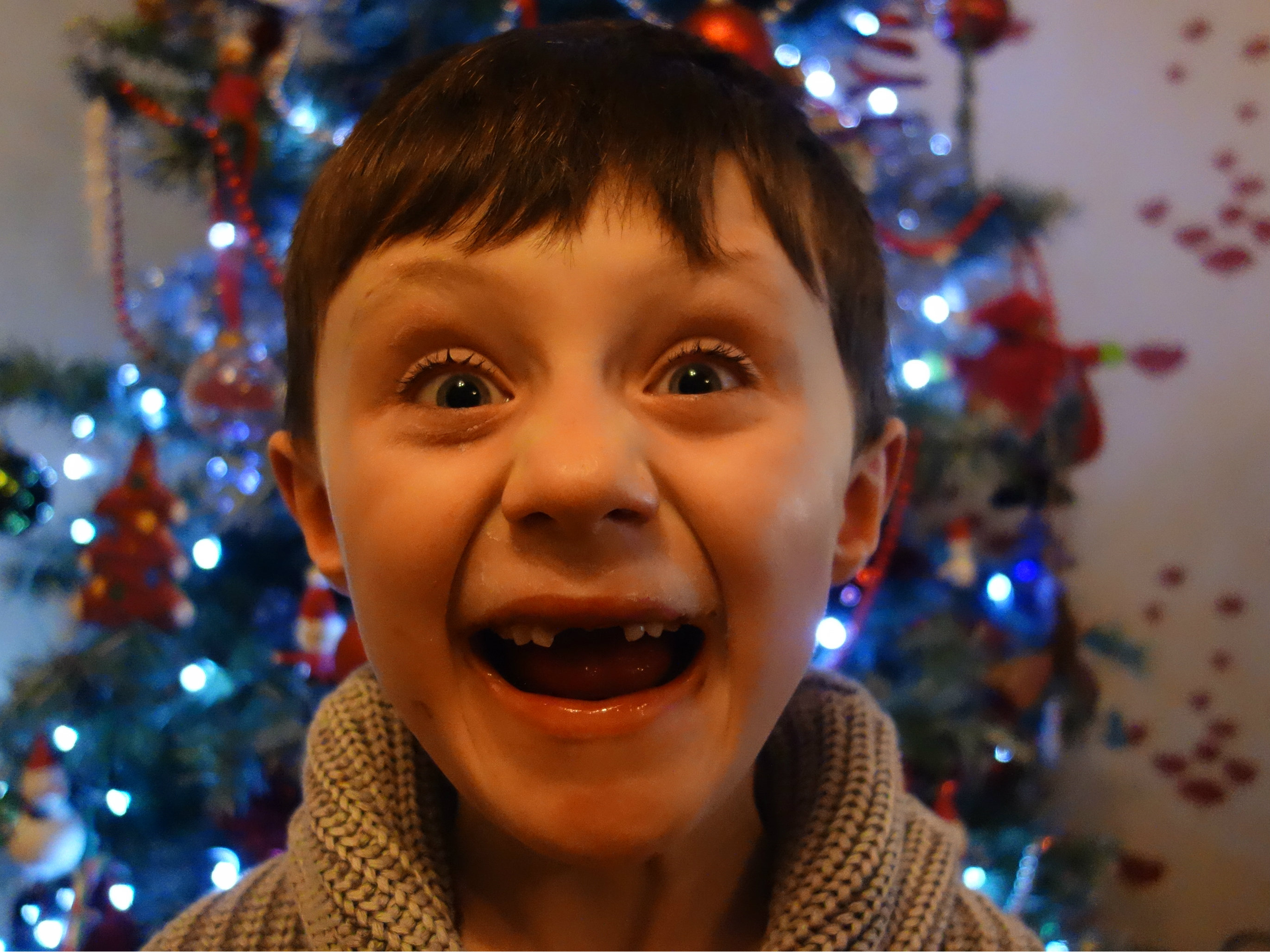 two front teeth - All I Want For Christmas Is My Two Front Teeth