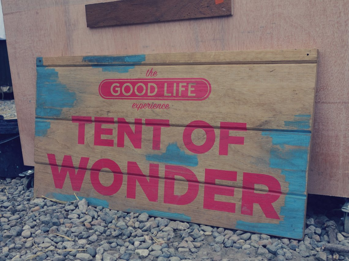 tent of wonder