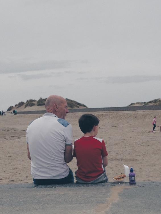 Dad & Alf