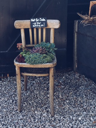 Not for Sale...or for sitting on!