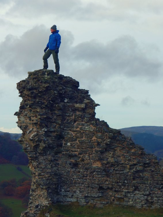 Rik at the very top!