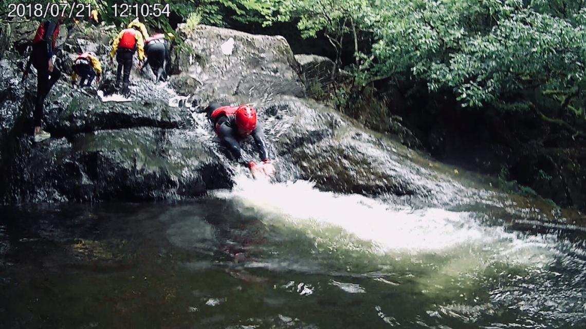 paul diving